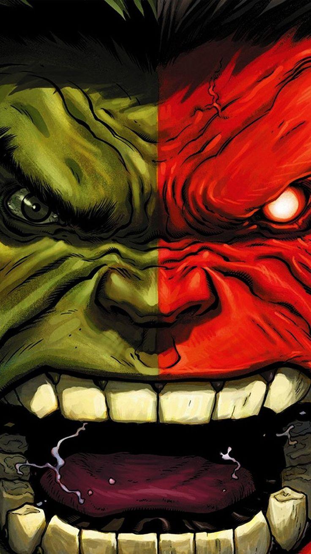 Get Wallpaper: http://bit.ly/2iJuE2J au37-hulk-red-anger-cartoon-illustration-art-dark via http://iPhone7papers.com - Wallpapers for iPhone7 and iPhone7plus
