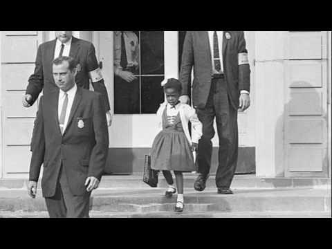 Ruby Bridges Video #RubyBridges #Overcomer