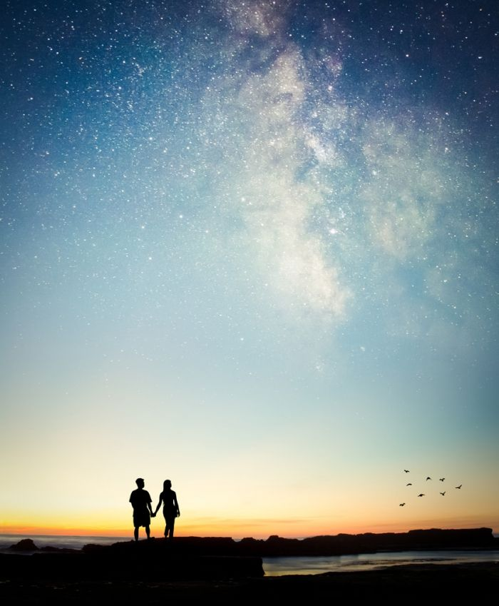 好きな人へのことば 「アイラブユー」を言い換えて…♡「月が綺麗ですね」
