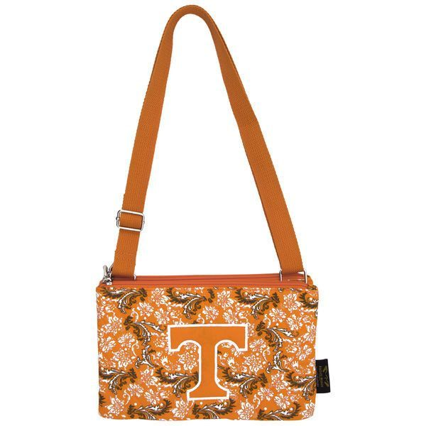 Tennessee Volunteers Women's Bloom Crossbody Purse