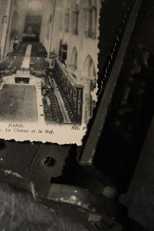 Vintage Paper Cutter