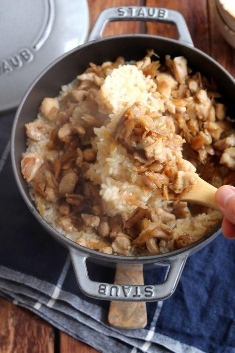 鶏ごぼうご飯。 by 栁川かおり | レシピサイト「Nadia | ナディア」プロの料理を無料で検索