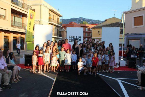 Nou èxit per a la moda local a la Passarel·la Oest 2018