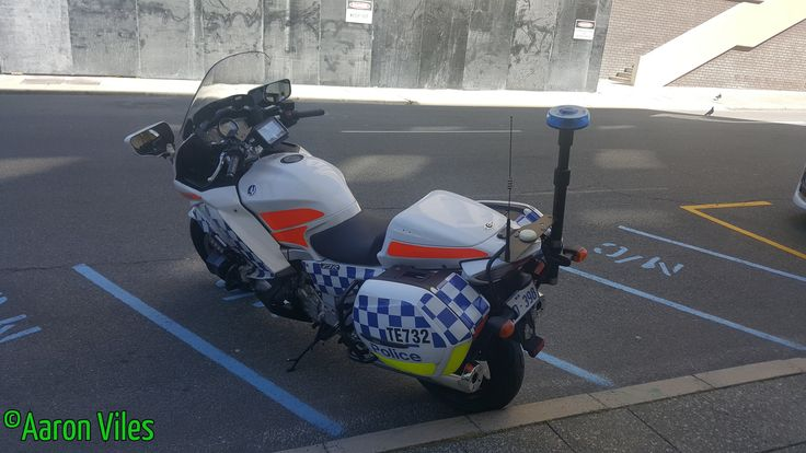 https://flic.kr/p/21aWrmh | Western Australia Police | Yamaha FJR 1300 TE732 Traffic Branch Unit motorcycle. Perth CBD, WA