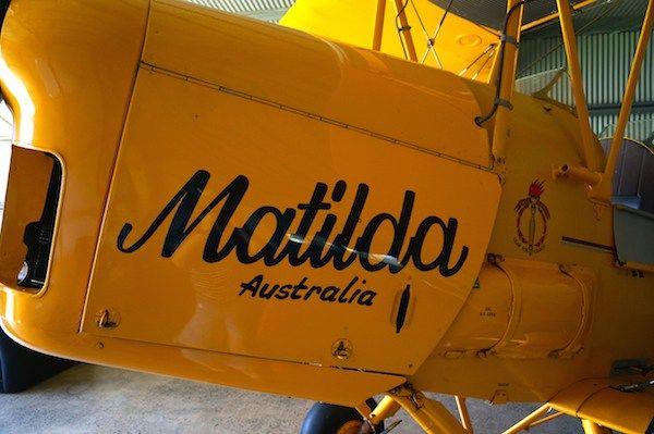 Matilda Tiger Moth - Edwards Wines Margaret River