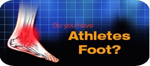 How to Fight Athletes Foot