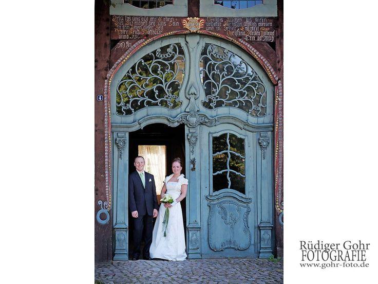 Hochzeitsreportage Detmold im Freilichtmuseum Detmold