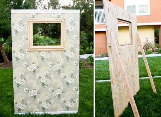 le photobooth le coin pour photo de mariage intimiste photo mariage cadres et mur. Black Bedroom Furniture Sets. Home Design Ideas
