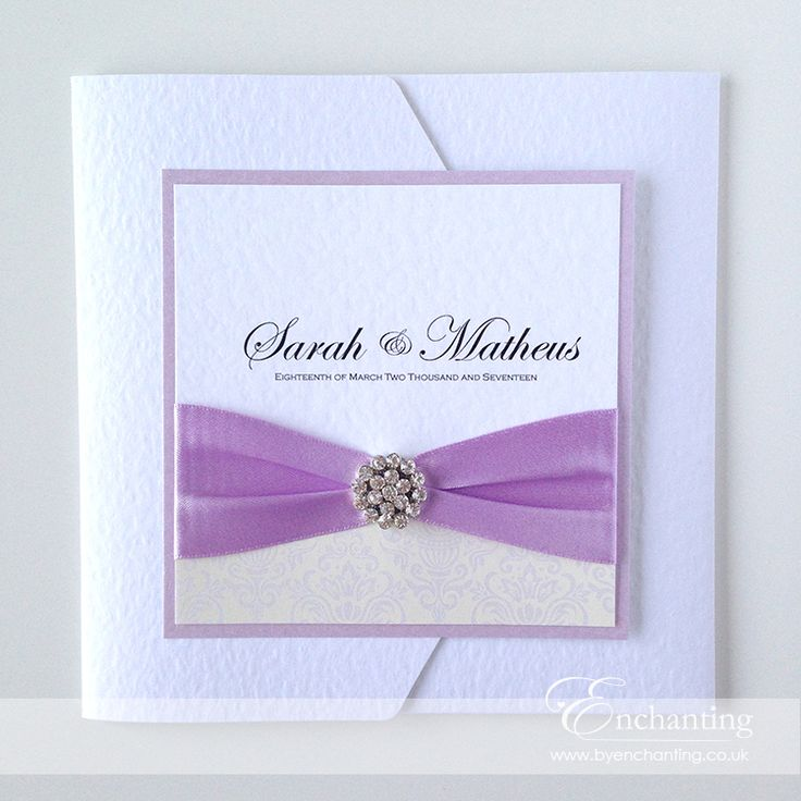 Best 25+ Lilac wedding stationery ideas on Pinterest | Lavender ...