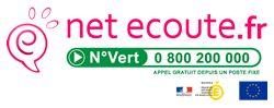 Protection des mineurs sur Internet, anonyme et confidentiel. http://www.netecoute.fr/
