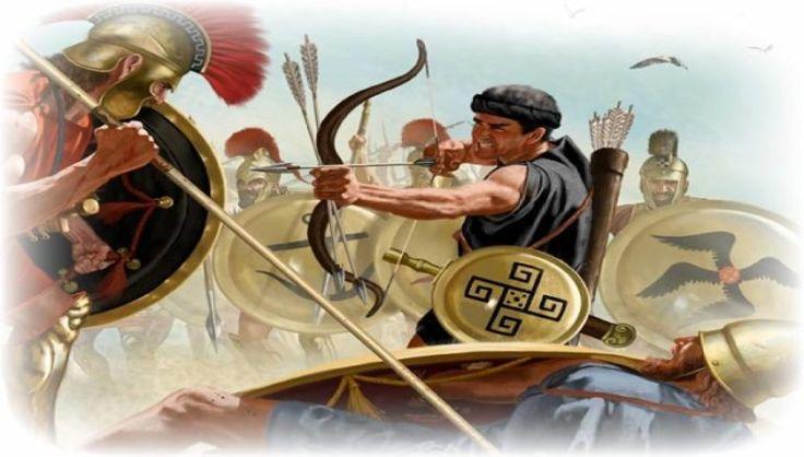 Η ιστορία των Κρητών Τοξοτών: Από τον Τρωικό πόλεμο ως τον 17ο αιώνα http://mantinad.es/1sdCuSg