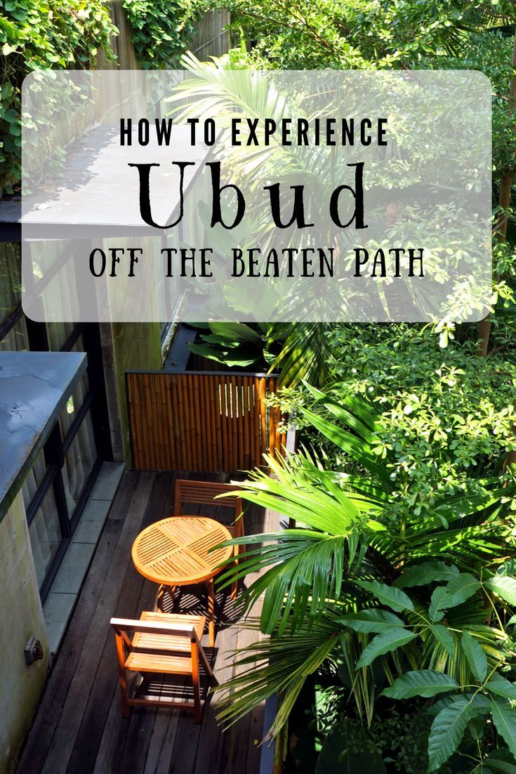 If you don't like to be a tourist but a traveller, who walks down small streets where only local faces greet you, then here is a glimpse to a side of Ubud that few travellers get to see and you will love these things to do which are just waiting to be discovered.