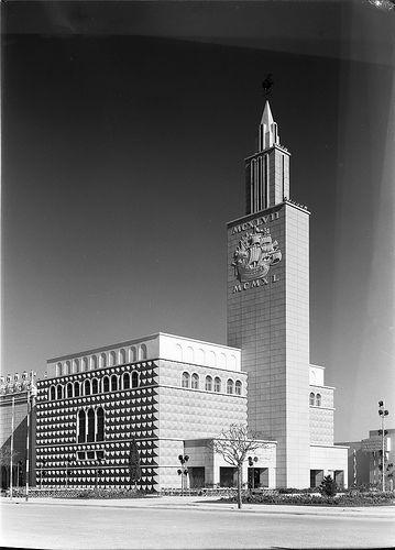 Pavilhão da Honra e de Lisboa, Exposição do Mundo Português (1940), Lisboa, Mário Novais