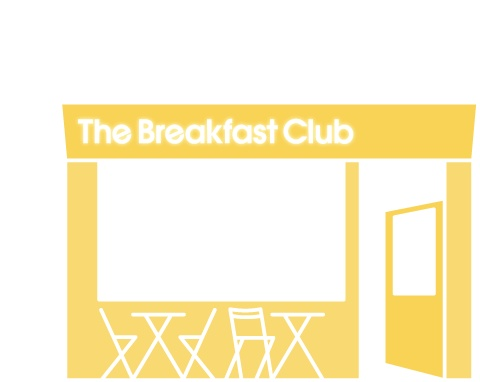 Visit the Breakfast Club for the best all day breakfasts in London
