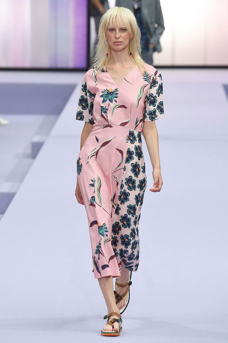 Paul Smith SpringSummer 2018 ReadyToWear Dresses