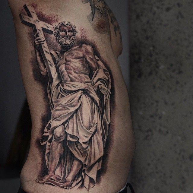 Crucifix Tattoo Jesus