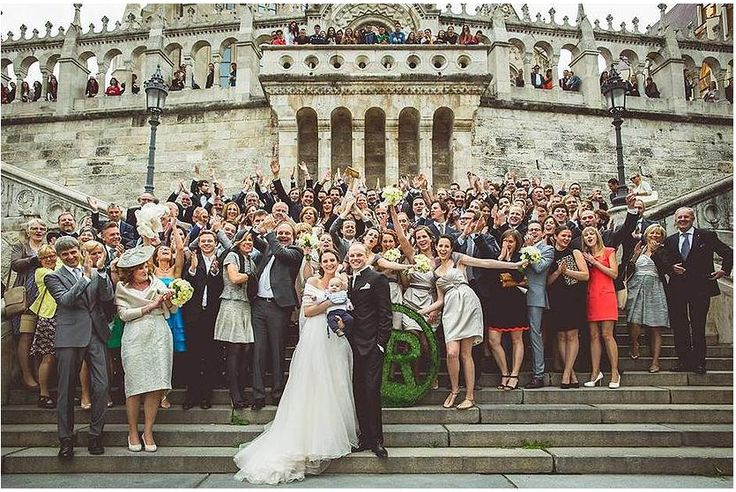 Wedding in Budapest