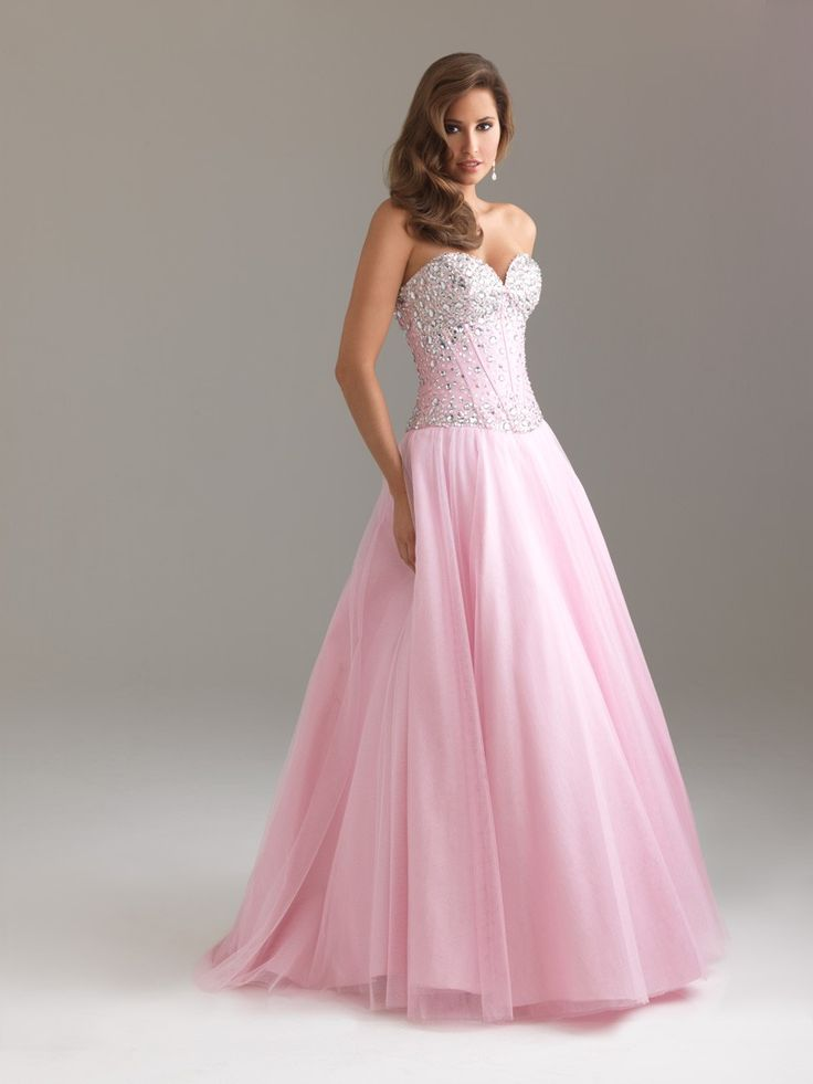 37 best images about Prom Dresses on Pinterest | Pink ball gowns ...