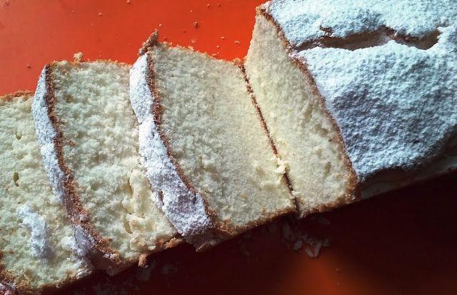 """Talerz przyjemności: Ciasto """"Anielski puch"""" (na białkach)"""