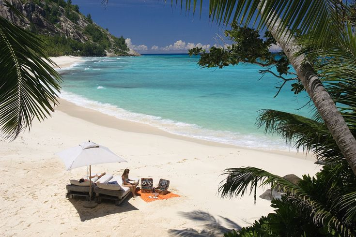 A private piece of paradise!  north island resort in seychelles