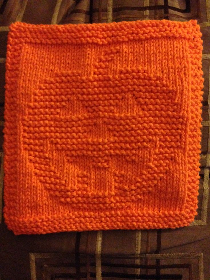 Knitting Dishcloths Free Patterns : Best images about knitted dishcloths on pinterest