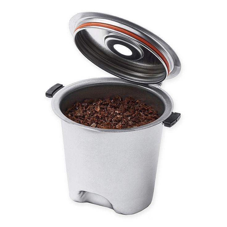 Ekobrew stainless steel elite reusable cup for keurig k