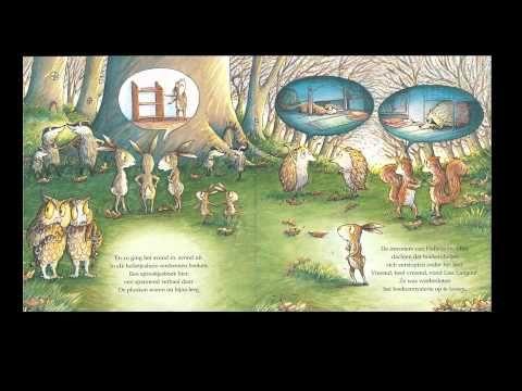 Voorleesverhaal Het Boekenliefje - YouTube