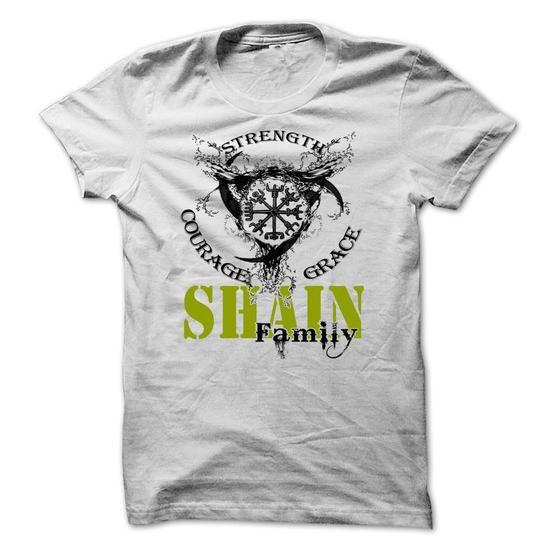 SHAIN Family Strength Courage Grace hricaivafg T-Shirts, Hoodies, Sweatshirts, Tee Shirts (21.99$ ==> Shopping Now!)