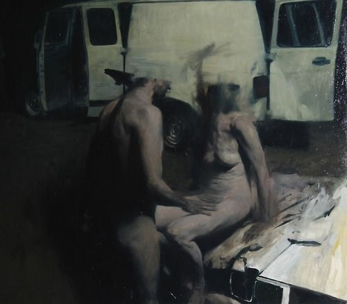 Phil Hale - oil painting / Contemporary Art