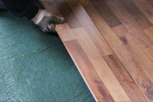 Laminate Flooring Underlay For Concrete Floors