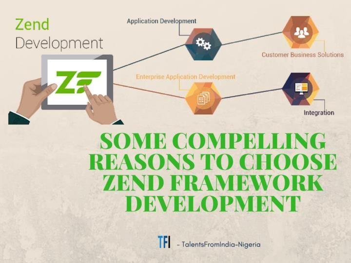 #ZendFrameworkDevelopmentNigeria | Know why to use #ZendPHPFramework for web application development