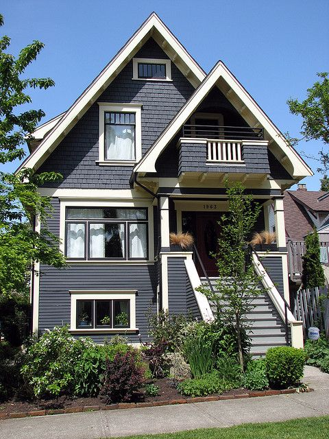 Heritage home on Commercial Drive, Vancouver, BC. Beautiful!