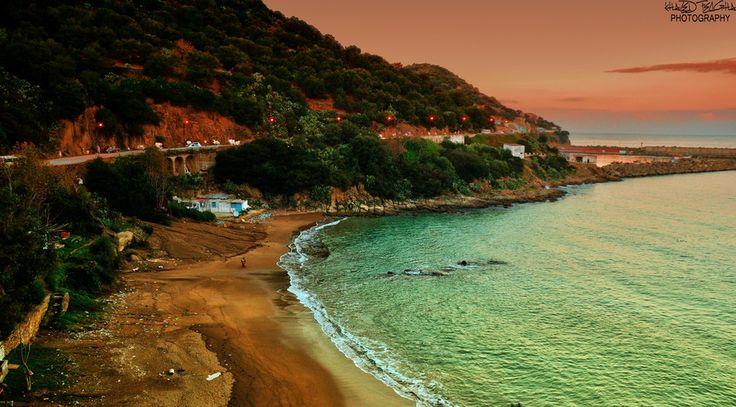 Photo Brarek Beach Collo Algeria by Khaled Feligha on 500px