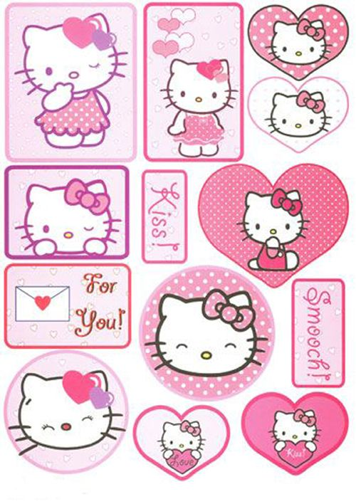 """""""HELLO KITTY"""" EXTREMELY CLOSE LOOK-A-LIKE"""