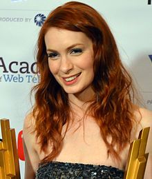 Felicia Day is a geek goddess! If you haven't seen the FLOG, Dr. Horrible's sing-along-blog, or any of her other works yet, DO. IT. NOW. You won't regret it!