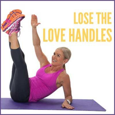 Love Handle Exercises That'll Torch Your Muffin Top