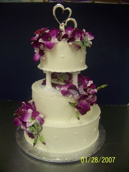 101 best Wedding Cakes and Caterings images on Pinterest