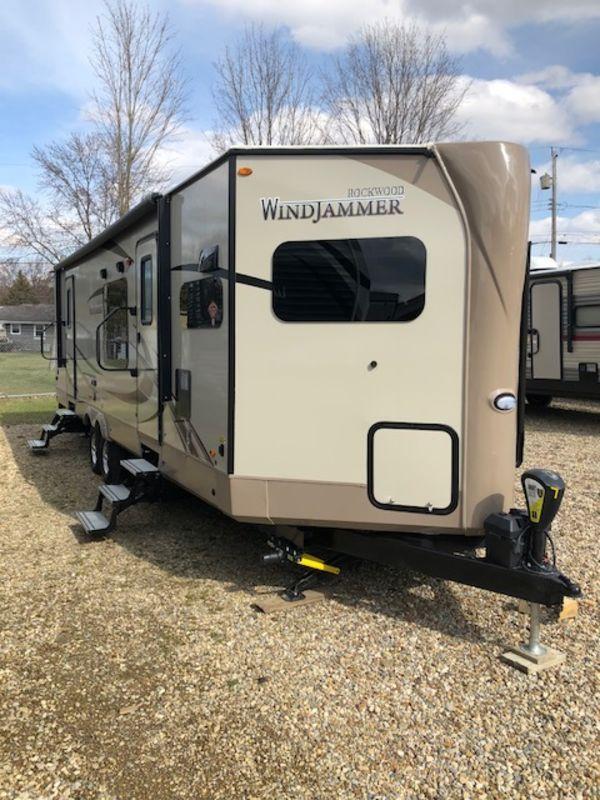 2019 Forest River Rockwood Windjammer 3008v For Sale Mansfield