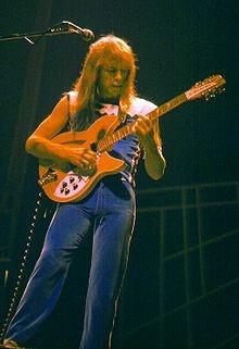 Steve Howe - Guitar virtuoso