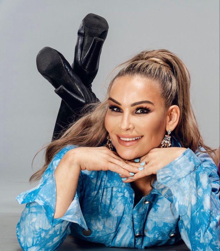 Natalya | Wwe girls, Wrestling divas, Fit women