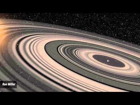 Astronomers Discover Massive Ringed Planet