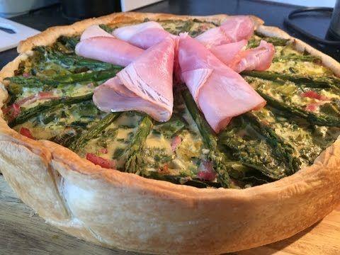 Het recept van mijn groentequiche inclusief ingrediënten en video. Succes met de bereiding en eet smakelijk.