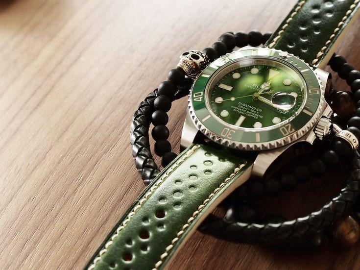 Leather strap for Hulk , Rolex Forums , Rolex Watch Forum