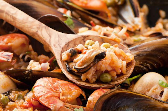 seafood paella Barcelonas Coolest Food Haunts: Confessions from a Local EatWith Host
