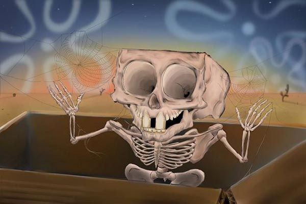 C D Aeaa Cbaa Ae B Dac Ee B Alternative Art Skeletons