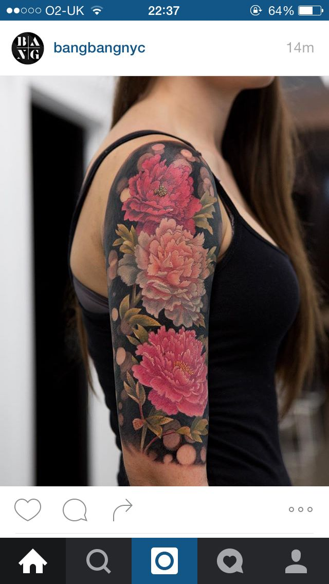 Cover up flowers