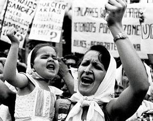 A 35 años del comienzo de la última dictadura militar NUNCA MAS