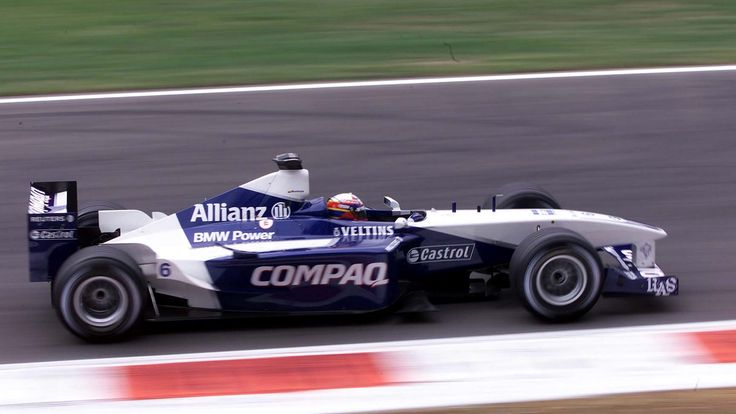 Williams-BMW FW23