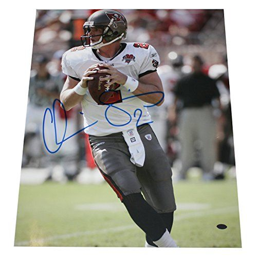 Chris Simms Tampa Bay Buccaneers Autographs