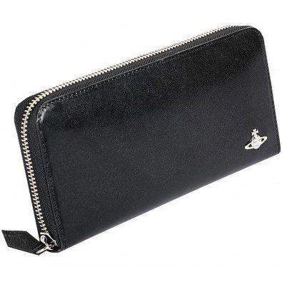 ハイブランドの革財布はこれ!ヴィヴィアン・ウエストウッドの長財布